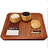 Jogo de xadrez Go Chinese Chess Set Alunos infantis Jogo de xadrez de Madeira para iniciantes IOGP09