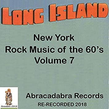 Long Island Rock Music of the 60's, Vol.7