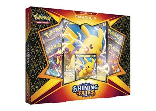 Pokémon TCG – Shining Fates – Pikachu V-Box