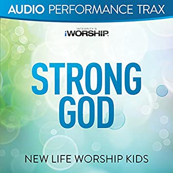 Strong God (feat. Jared Anderson) [Audio Performance Trax]