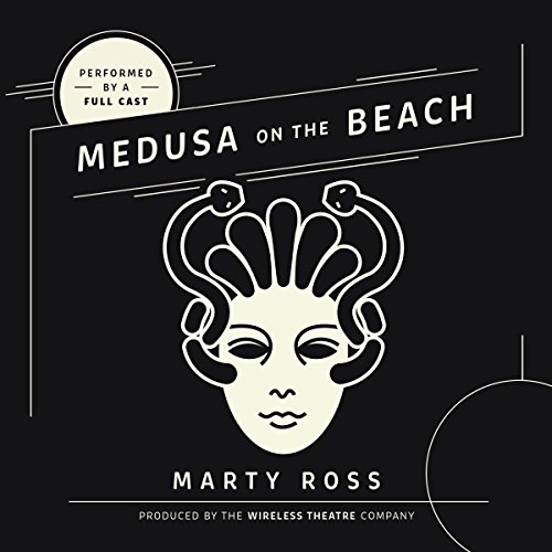 Medusa on the Beach  By  cover art
