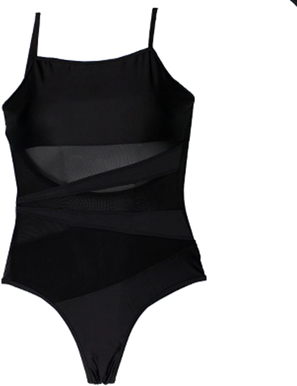 Beach One Piece Swimsuit Sexy Mesh Backless Bodysuit Bathing Suit Swim Suit Maillot de bain Femme