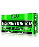 L-CARNITINE 3.0 FRESA ACIDA 20 VIALES-10 ml - Suplementos Alimentación y Suplementos Deportivos – NEO PRO-LINE
