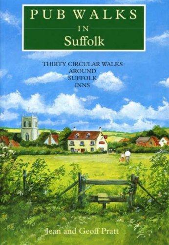 Pub Walks in Suffolk