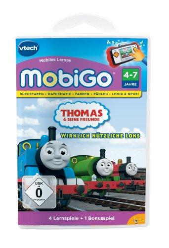 Vtech 80-252704 - MobiGo Lernspiel Thomas und Seine Freunde