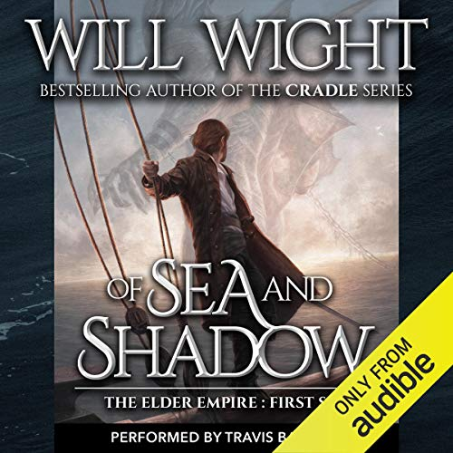 Couverture de Of Sea and Shadow