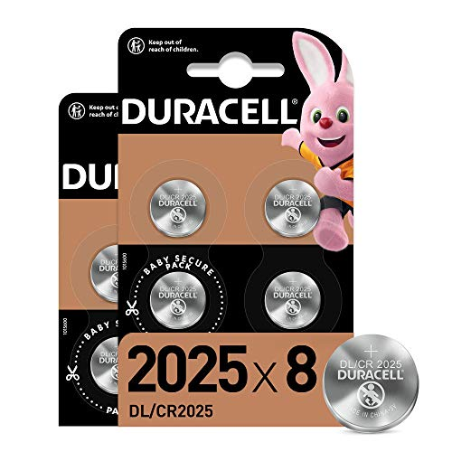 Pilas Cr2025 Duracell Marca Duracell