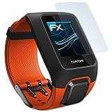 atFoliX Film Protection d'écran Compatible avec Tomtom Adventurer Protecteur...