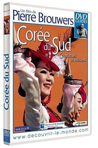 Le DVD sur la Corée du sud