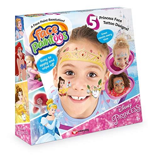 Face Paintoos Disney Princess Edition