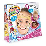 Face Paintoos FP202 Disney Princess Tatouages Temporaires Visage Tatouages