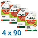 PHYTALGIC CAPITAL ARTICULACIONES - Lote de 4 cajas de 90 cápsulas