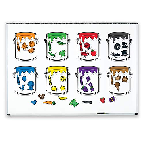 Learning Resources Learning Resources Splash Of Color- Magnetic Sorting Set, Ages 3+