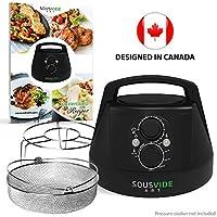 Sousvide Art Air Fryer Lid for Instant Pot 6 Qt Pressure Cooker