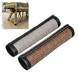 Tappetino tiragraffi per gatti in fibra d'agave, protezione per gambe del letto, mobili, tavolo, sedia, divano