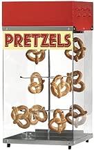 Gold Medal 2050 Pretzel Display Case, Countertop, 16 in L, Stainless Base, 115 V, Each
