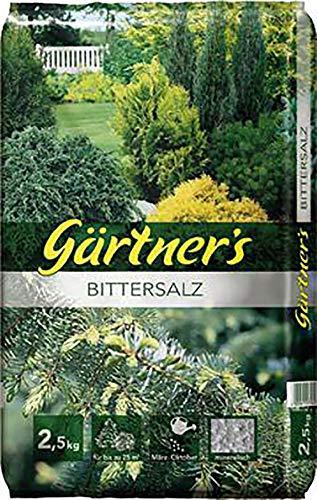 Gärtner\'s Bittersalz 2,5 kg