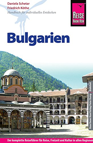 Reise Know-How Bulgarien (Reiseführer)
