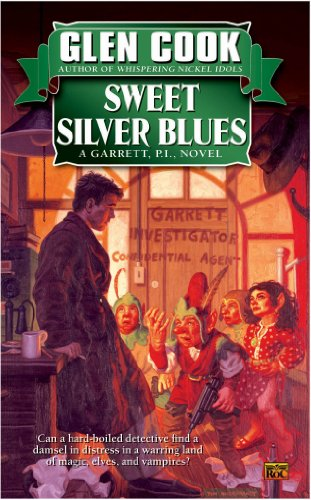 Sweet Silver Blues (Garrett, P.I.)