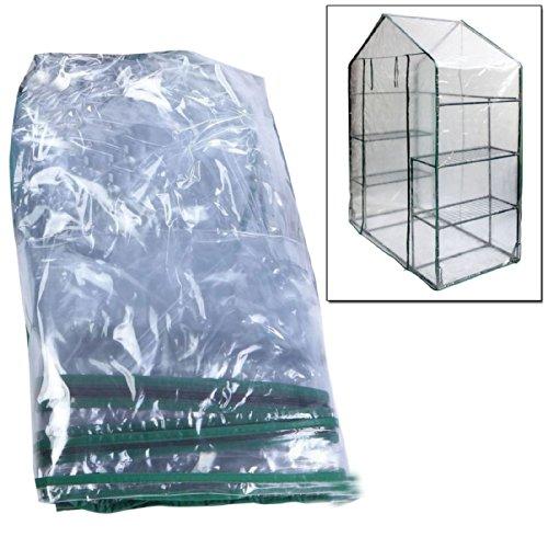 zum Begehen Glashaus Ersatzabdeckung PVC außen Plastik Glashaus Abdeckung