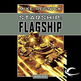 Starship: Flagship audiobook cover art