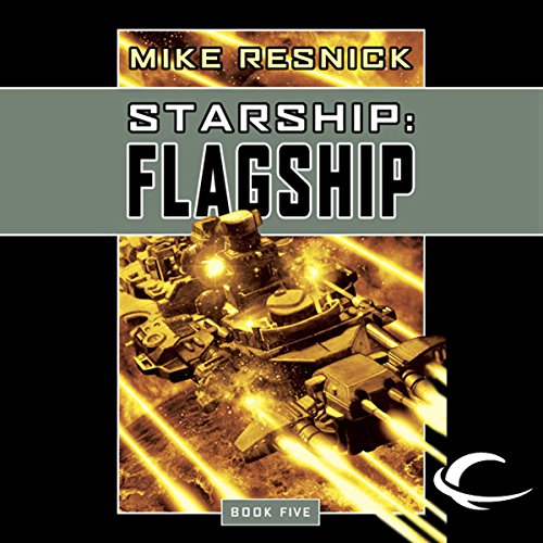 Starship: Flagship cover art