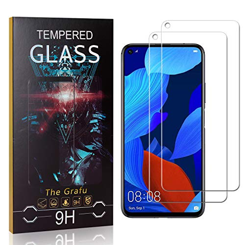 New The Grafu Screen Protector for Huawei Honor 20 Pro, 9H Hardness, High Transparency, Anti Scratch...