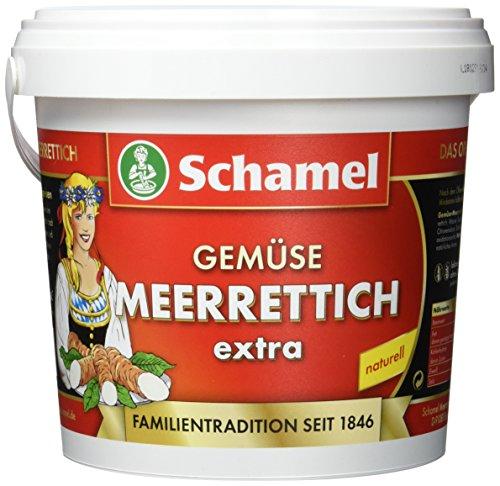 Schamel Meerrettich Gemüse, 2 kg