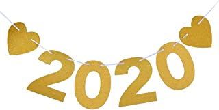 YUINYO 2020 Banner Sign- 2020 Graduation Party Banner Classroom Decoration Grad Party Supplies for Doctor Nurse MBA Lawyer...