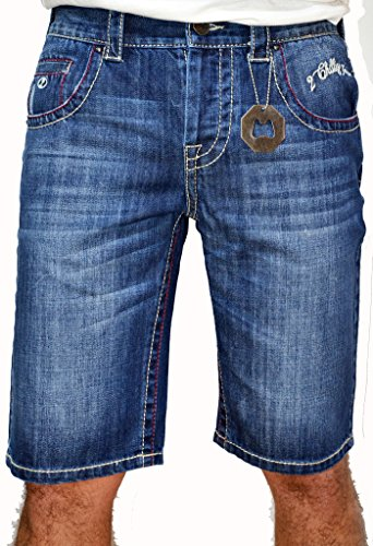 2Chilly Jeans Short Bermuda Chino Camp Sunset Capri David Denim Wow Uitverkoop Finale Sale