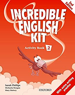 Incredible English Kit 2: Activity Book 2nd Edition - 9780194441667