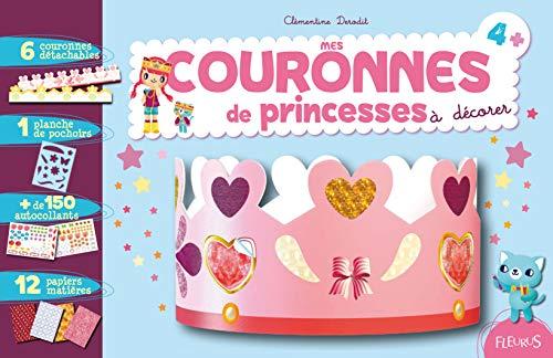 Mes couronnes de princesses