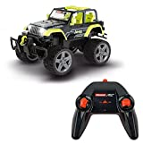 Carrera 370162104 RC 370162104-Jeep Wrangler Rubicon, Grün