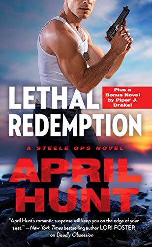 Lethal Redemption: Two full books for the price of one (Steele Ops Book 2)
