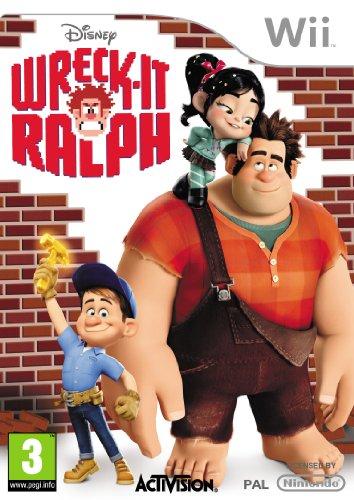Wreck-It Ralph (Nintendo Wii) [UK IMPORT]