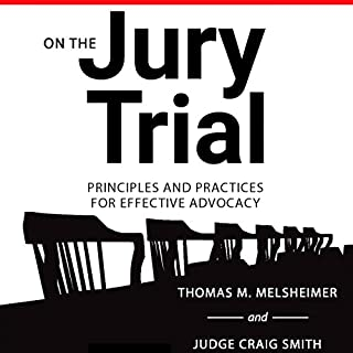 On the Jury Trial audiobook cover art