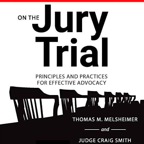 Page de couverture de On the Jury Trial