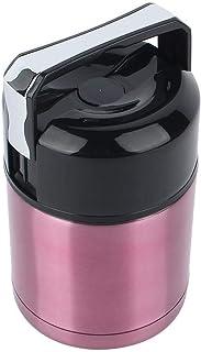 WolfGo 800ミリリットルステンレス鋼の真空魔法瓶ランチボックスくすぶりマグカップ保冷スープコンテナ...