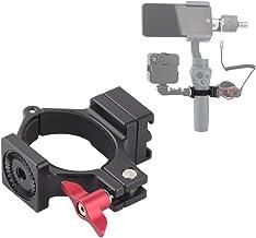 آداپتور کفش کفش داغ AFVO برای DJI Osmo Mobile 3 ، Osmo Mobile 2 و Osmo Mobile 1 ، آداپتور برای میکروفون و لامپ LED