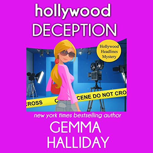 Hollywood Deception Audiobook By Gemma Halliday cover art