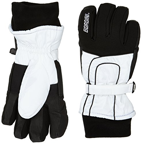 Gordini aquabloc VII Glove Gants pour Femme Women's Large Blanc - Blanc/Noir