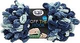LION BRAND YARN COMPANY Yarn Off The Hook, Blue Sapphire