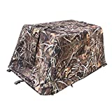 J.M RUSK Doghouse Ground Blind for Waterfowl Hunting