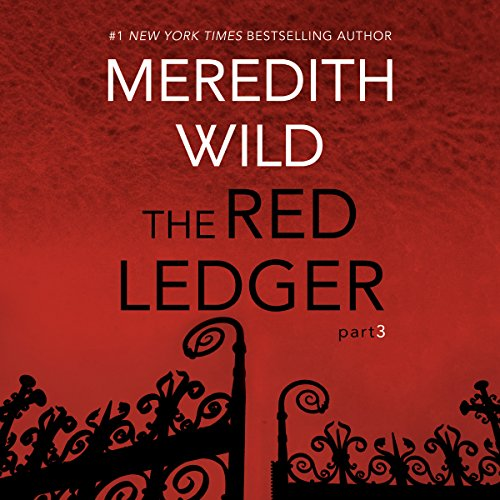 The Red Ledger: Book 3 audiobook cover art