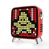 Divoom Tivoo Max 2.1 LED Bluetooth Lautsprecher mit Mehrfarbiger LED Anzeige, 10000mAh 40W Musikbox,...
