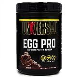 Universal Nutrition Egg Pro Polvo de clara de huevo, Chocolate 450 g