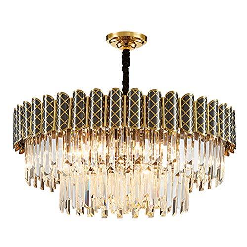 E14 Moderno Una Lámpara De Araña,Lujo Ligero Crystal Chand