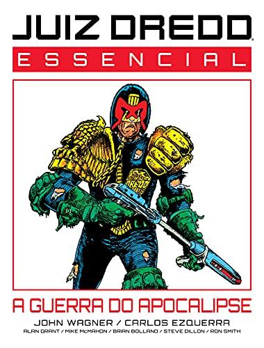 Juiz Dredd Essencial Vol. 1: A Guerra do Apocalipse