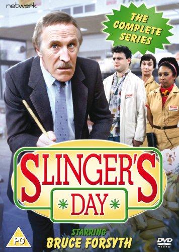 Slinger's Day - The Complete Series [DVD] [UK Import]
