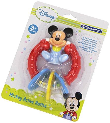 Clementoni - 14382 - Hochet Mickey - Disney - Premier age